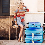 American Tourister, Influencer-Agentur Deutschland, Blogger, Social Media Marketing
